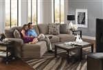 Malibu 2 Piece Sectional in Taupe Chenille Fabric by Jackson Furniture - 3239-2R