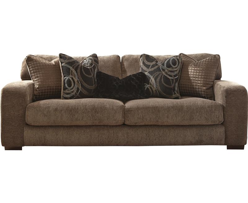 Serena Sofa In Truffle Chenille By