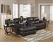 Lawson 3 Piece Leather Sectional by Jackson - 4243-03
