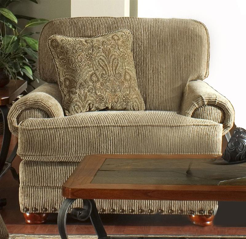 chenille chair