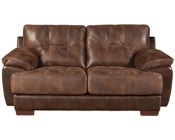 "Drummond Loveseat in ""Sunset"" Fabric by Jackson Furniture - 4296-02-S"
