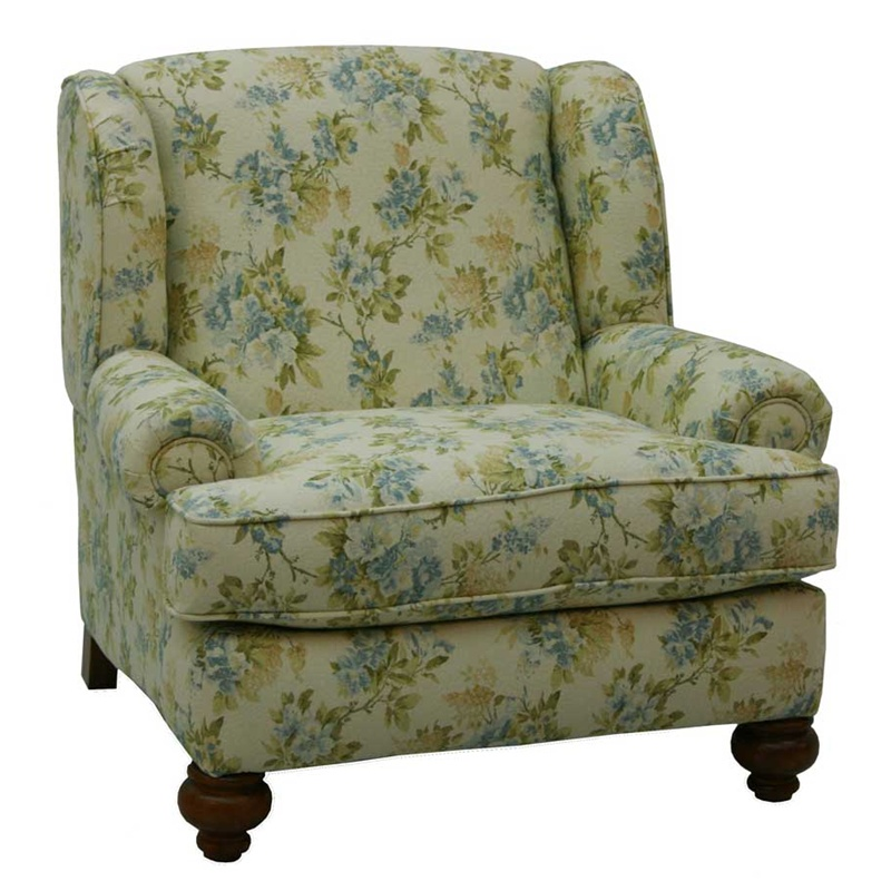 Westport Stationary Sofa In Olive Gingham Check Fabric By Jackson Furniture    4334 03