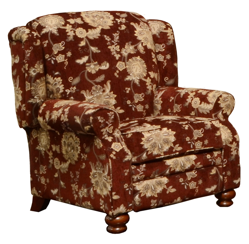 sc 1 st  Home Cinema Center & Belmont Claret Accent Reclining Chair by Jackson Furniture - 4347-11-C islam-shia.org
