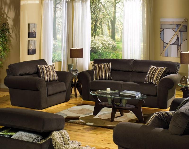 Mesa 2 Piece Sofa Sleeper Set In
