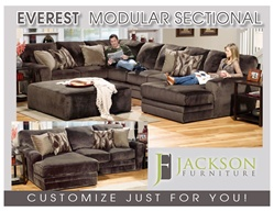 Everest Fully Modular Sectional by Jackson- BUILD YOUR PERSONAL DESIGN  - 4377