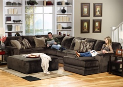 Everest 3 Piece Modular Sectional by Jackson - 4377-3