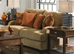 Hartwell Loveseat in Nuggett Color Fabric by Jackson - 4379-02