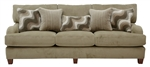 Hartwell Sofa in Bronze Color Fabric by Jackson - 4379-03-B