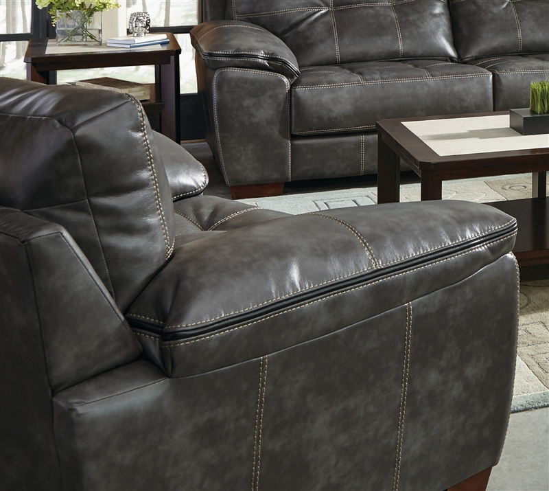 Marvelous Hudson Oversized Chair In Steel Fabric By Jackson Furniture 4396 01 S Ncnpc Chair Design For Home Ncnpcorg