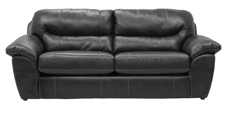 Jackson Leather Sofa Cool With Brantley TheSofa