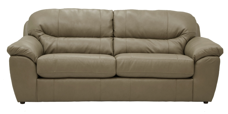 Brantley Leather Sofa Sleeper By Jackson Furniture   4430 04