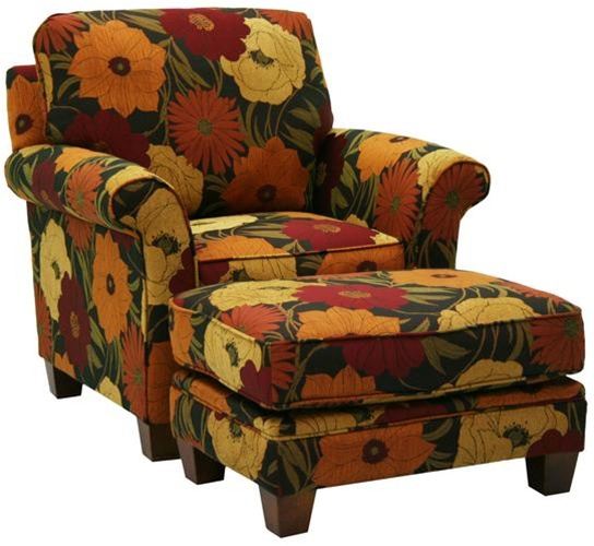 Beautiful Bugget Accent Chairs.Hartwell Nugget Accent Chair In Pattern Fabric By Jackson 798 27