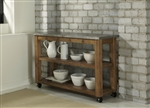 Keaton Server in Honey Finish by Liberty Furniture - LIB-119-SR5666