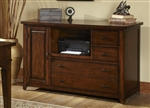 Leyton Credenza in Tobacco Finish by Liberty Furniture - LIB-326-HO121