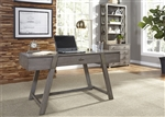 Moss Creek 3 Piece Home Office Set in Antique Gray Finish by Liberty Furniture - 356-HO-3DS