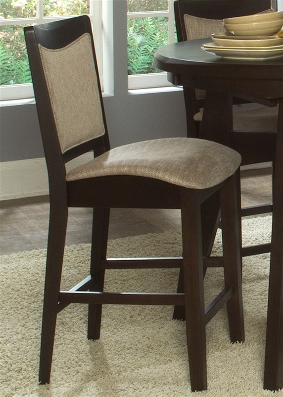 Ashby oval pub table 5 piece dining set in espresso finish by ashby oval pub table 5 piece dining set in espresso finish by liberty furniture 36 gt4254 watchthetrailerfo