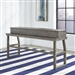 Hayden Way Console Bar Table in Gray Wash Finish by Liberty Furniture - 41-OT7436