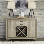 Sun Valley Server in Sandstone Finish by Liberty Furniture - 439-SR5136