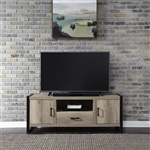 Sun Valley 64 Inch TV Console in Sandstone Finish by Liberty Furniture - 439-TV64