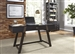 Moss Creek 3 Piece Home Office Set in Antique Black Finish by Liberty Furniture - 456-HO-3DS