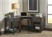 Autumn Oaks 3 Piece Desk in Black Finish by Liberty Furniture - 530-5