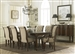 Cotswold Rectangular Leg Table 7 Piece Dining Set in Cinnamon Finish by Liberty Furniture - 545-DR-7RLS