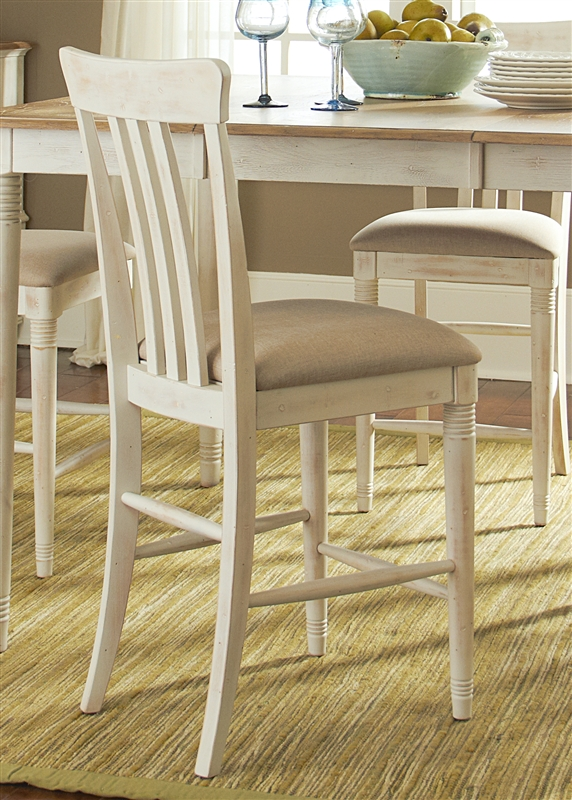 Bluff Cove Gathering Counter Height Table 5 Piece Dining
