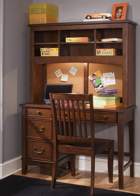 chelsea square bookcase bed 4 piece youth bedroom set in burnished tobacco finish by liberty furniture 628br11b