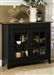 Al Fresco Server in Driftwood & Black Finish by Liberty Furniture - 641-SR5043