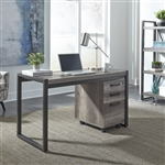 Tanners Creek 2 Piece Desk Set in Greystone Finish by Liberty Furniture - 686-HO-2DS