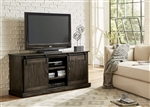 Appalachian Trails 52-Inch TV Console in Rustic Brown Finish by Liberty Furniture - 701-TV52