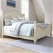 Catawba Hills Poster Bed in Antique White Finish by Liberty Furniture - 716-BR-QPS