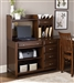 Hampton Bay Credenza & Hutch in Cherry Finish by Liberty Furniture - 718-HO121