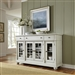 Harbor View Buffet in Dove Gray Finish by Liberty Furniture - 731-CB6642