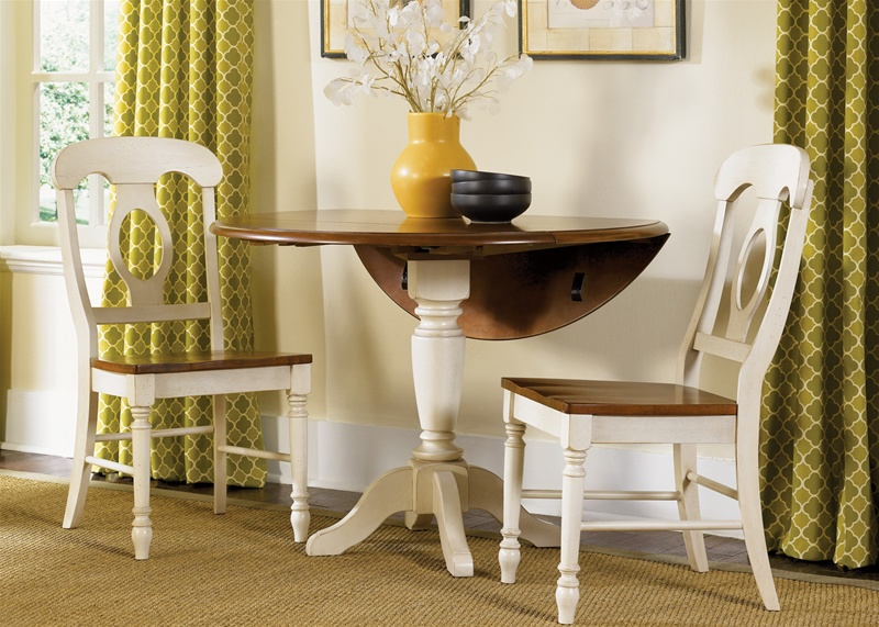 Low Country Napoleon Chair 3 Piece Dining Set In Linen Sand With Suntan  Bronze Finish By ...