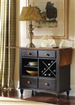 Low Country Server in Anchor Black with Suntan Bronze Finish by Liberty Furniture - 80-SR3636