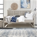 Heartland Twin Day Bed in Antique White Finish with Tobacco Tops by Liberty Furniture - 824-DAY-TDB