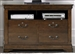 Chateau Valley Media File Cabinet in Brown Cherry Finish by Liberty Furniture - 901-HO146