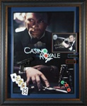 "James Bond ""Casino Royale"" Daniel Craig Autographed Display"