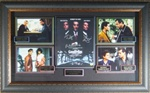 Goodfellas Cast Autographed Home Theater Display