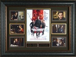 Inglorious Bastards Cast Autographed Home Theater Display