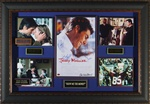 Jerry Maguire Cast Signed Home Theater Display