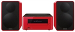 Onkyo - Mini System Colibrino CD Hi FI Mini System w/Bluetooth ONK-CS-265 (R)