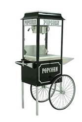 1911 Series 8oz Popcorn Popper in Black/Chrome 1108820