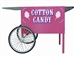 Pink Deep Well Cotton Candy Cart by Paragon 3060070