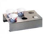 Snow Cone Holder Stainless Steel by Paragon 6700