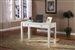 Boca 47-Inch Writing Desk in Cottage White Finish by Parker House - BOC-347D