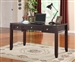 Boston 57-Inch Writing Desk in Merlot Finish by Parker House - BOS-357D