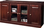 Boston 56 Inch TV Console in Merlot Finish by Parker House - BOS-411