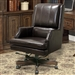 Prestige Office Chair in Sable Leather by Parker House DC-107-SB